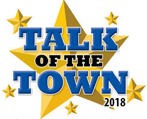 Talk of the Town 2018 Home Health Care Favorite!